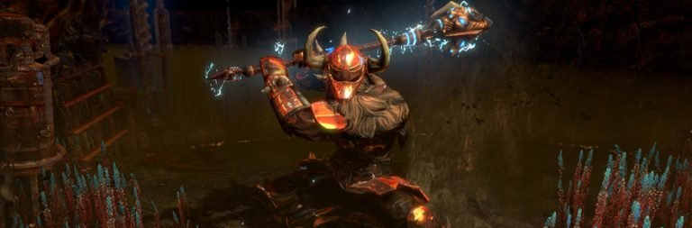 Path of Exile shows off the unique items hinting at the power of departed gods