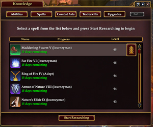 EverQuesting: Researching for your free EverQuest II skill upgrades