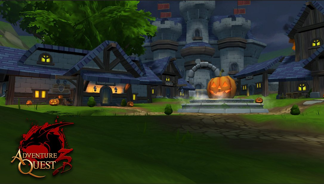 We stormed AdventureQuest 3D's upcoming Shadowskull Tower