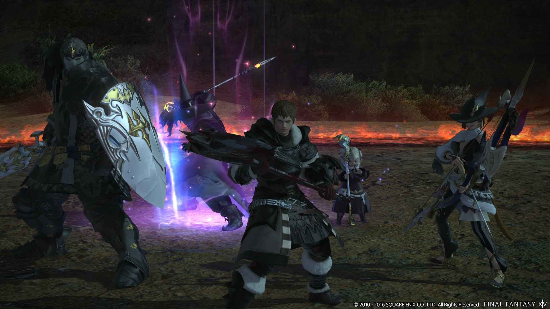 Final Fantasy XIV previews the main scenario and dungeons of patch