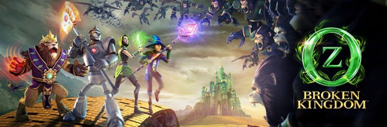 Nexon's mobile ARPG Oz: Broken Kingdom has launched