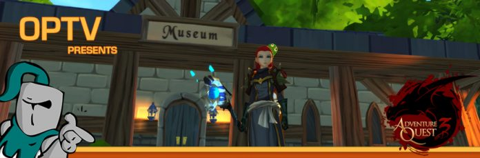The Stream Team: More Mo capes in AdventureQuest 3D