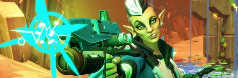 Battleborn is shutting down for good in January 2021