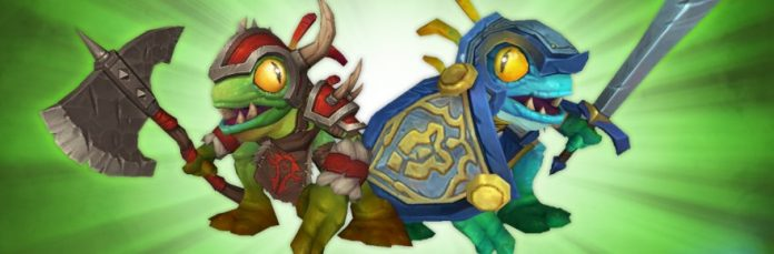 Murlocs, naturally.