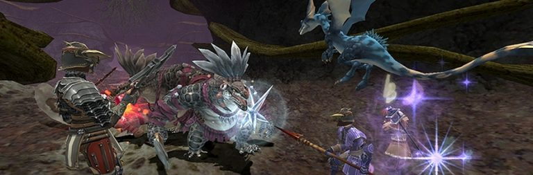 Final Fantasy XI plans for Monk and Dragoon improvements in its October version update