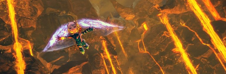 Guild Wars 2 adds WvW gliding and legendary armor upgrades on August 8