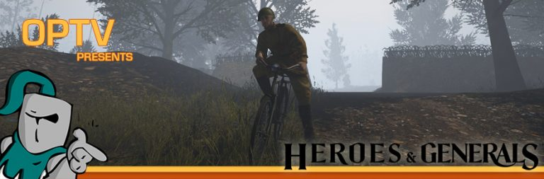 The Stream Team: Having a blast in Heroes & Generals