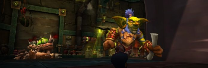 World of Warcraft players figure out the mystery of a long