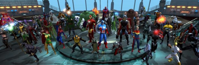 Past The Downtime And Lag Inventory Snafus How Are Marvel Heroes Players Reacting To Biggest Update Ever