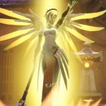 Overwatch's test realm sports voice clips that hint at a relationship between Mercy and Genji