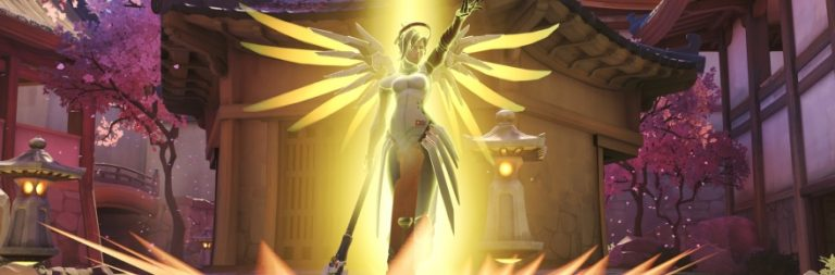 Fan-made Overwatch short explores Mercy's backstory
