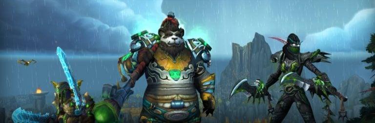 World of Warcraft has been post-Pandaria longer than it has been pre-Pandaria (in the EU)