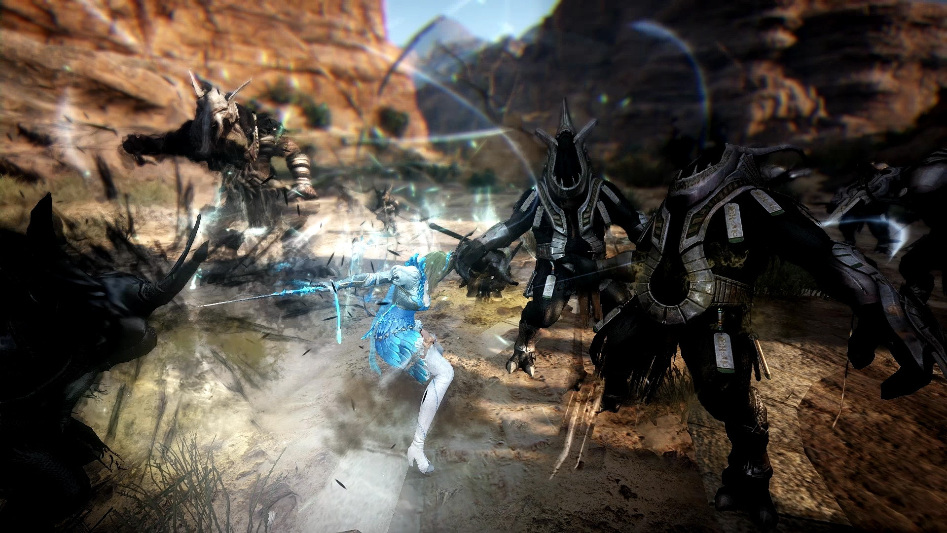 Today's Black Desert patch brings life to the seas