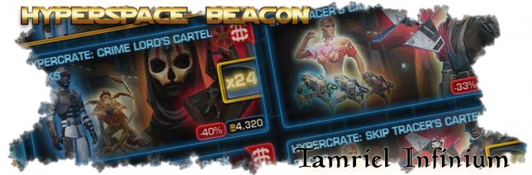 Tamriel Infinium vs Hyperspace Beacon: Three ways to make lockboxes work better in MMORPGs