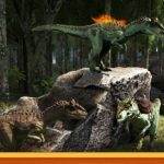 The Stream Team: ARK Allosaurus pack is on the hunt