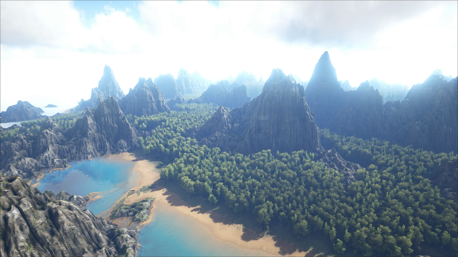 Ark Survival Evolved Introduces Procedurally Generated Maps