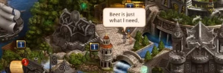 The Daily Grind: What's the best MMORPG for getting your character super drunk?
