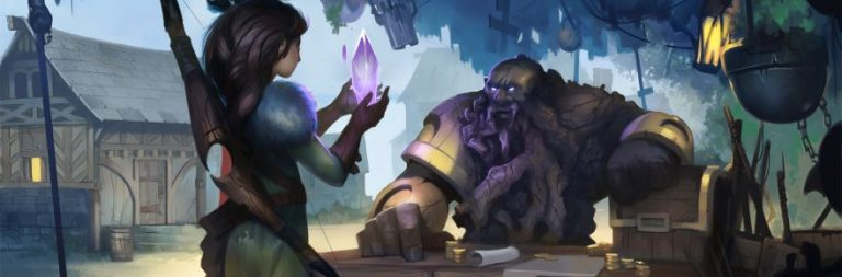 Crowfall studio ArtCraft spins off new company to license its MMORPG-oriented Artisan Engine