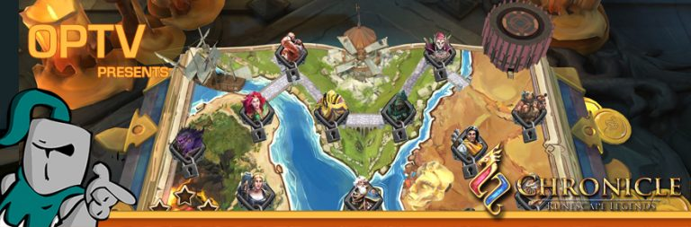 The Stream Team: Chronicle: RuneScape Legends PvE campaign mode and giveaway