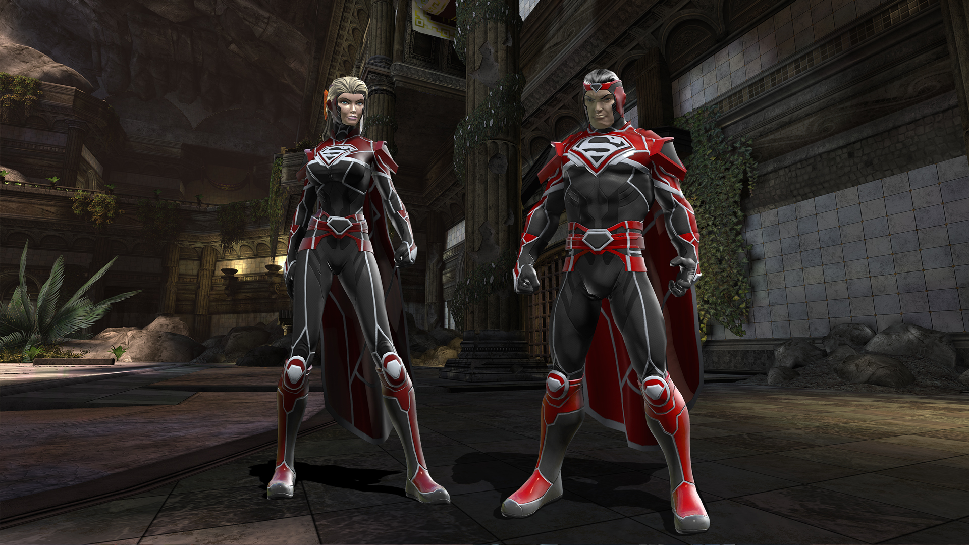 Dc Universe Online Shows Off The New Gear Of Episode 27 Massively