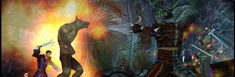 EverQuest activates a short bonus period, releases a cappella album