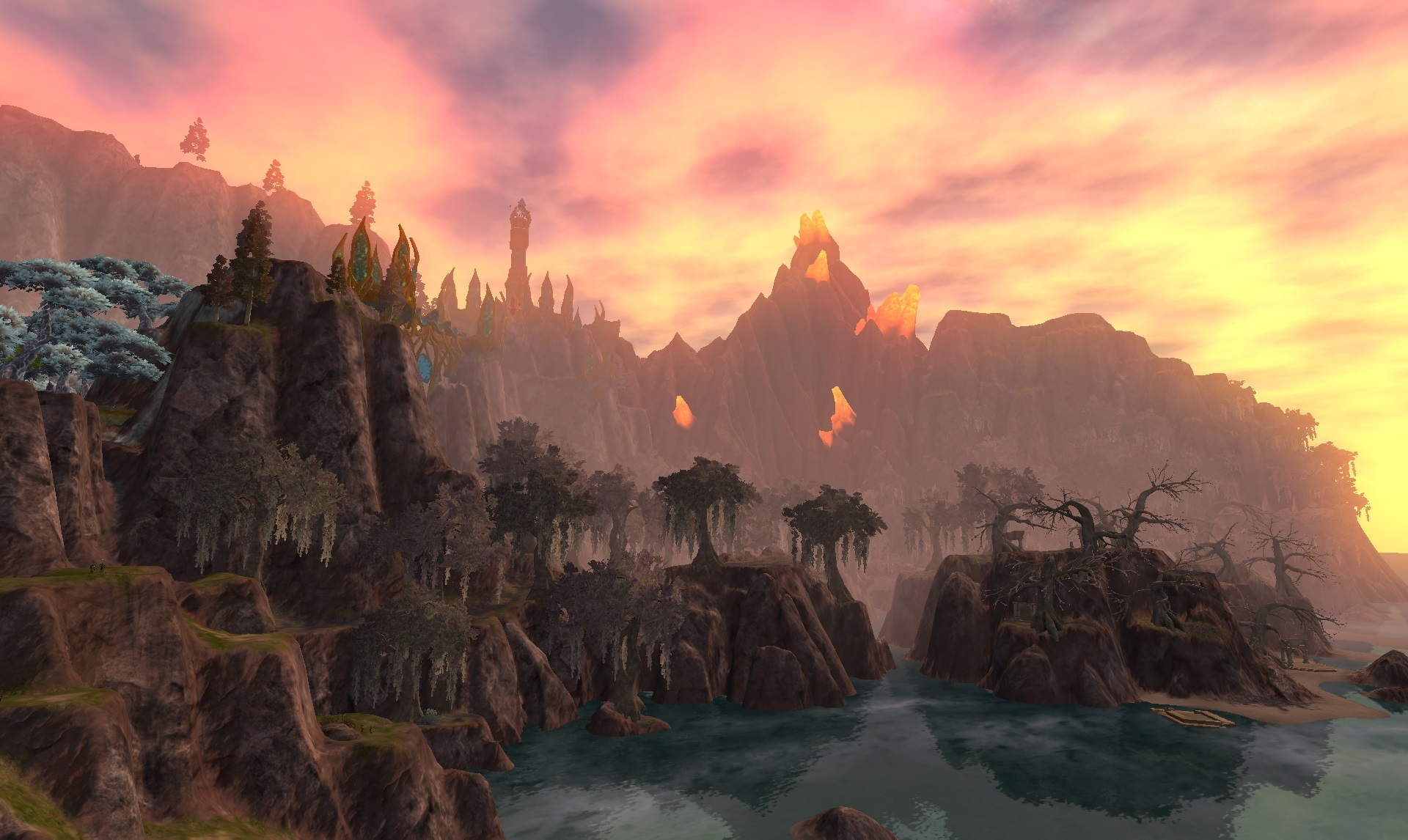 EverQuest II takes you on a tour of the Obulus Frontier