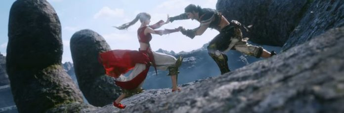Final Fantasy XIV Fan Festival: What's the Lady in Red? | Massively