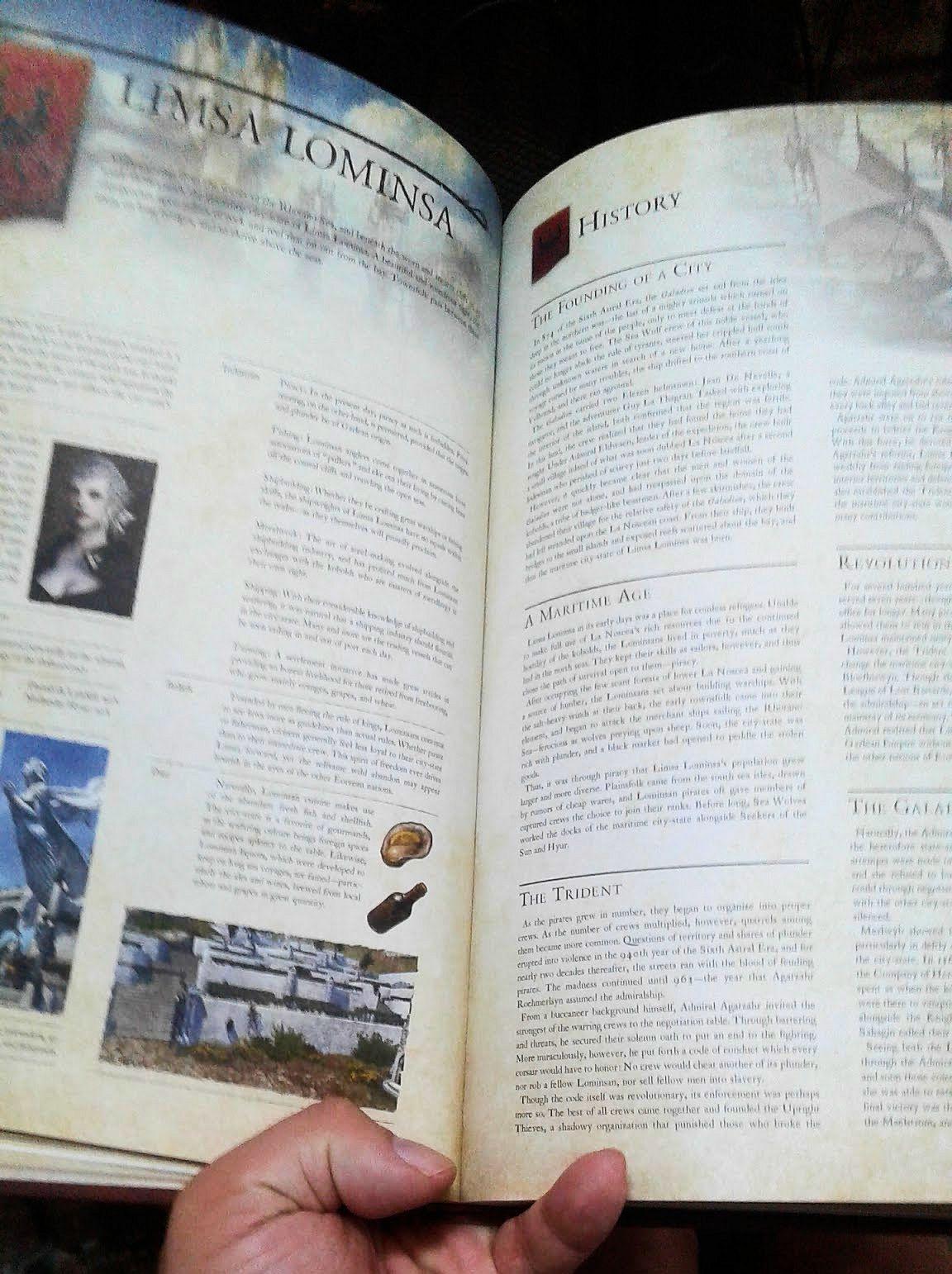 Final Fantasy XIV Fan Festival: The lore book in review