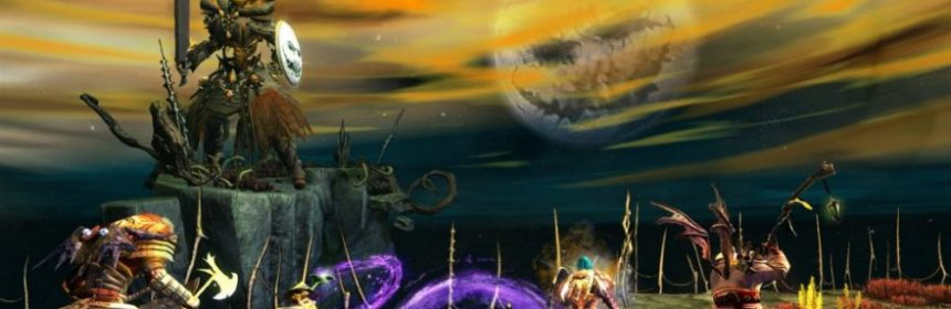 Guild Wars 2's Shadow of the Mad King Halloween events return ...