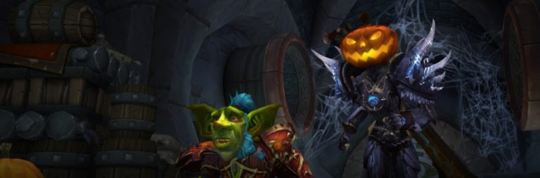 World of Warcraft welcomes back Hallow's End