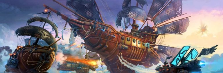 Farewell to My.com MOBA Cloud Pirates, which sunsetted over the weekend