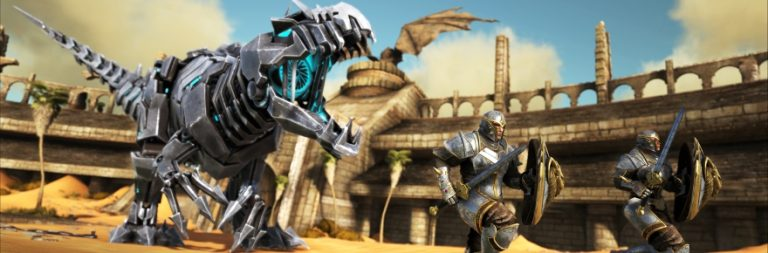 ARK: Survival Evolved is hitting the PlayStation 4 on December 6