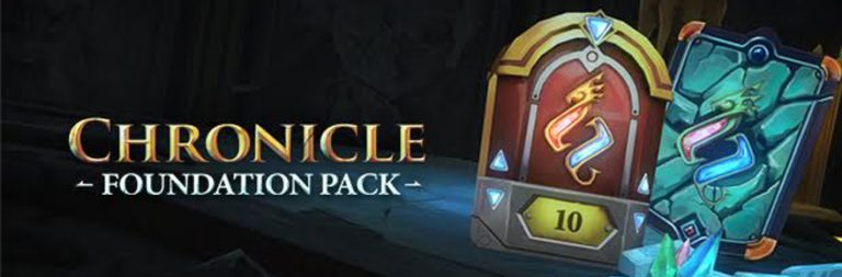 Stack your deck with a free Chronicle: Runescape Legends card pack bundle from MOP and Jagex