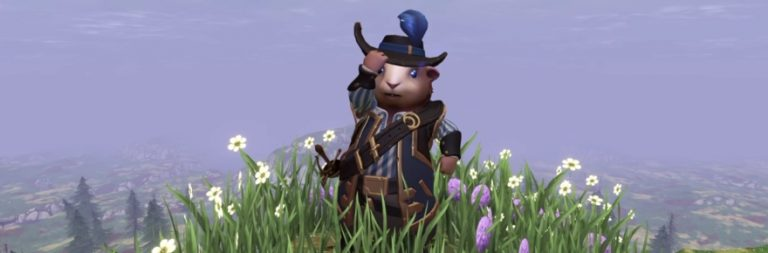 Crowfall shows off its animations for making the Guinecean moves