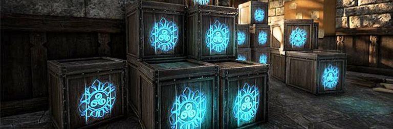Elder Scrolls Online rolls out lockboxes this week