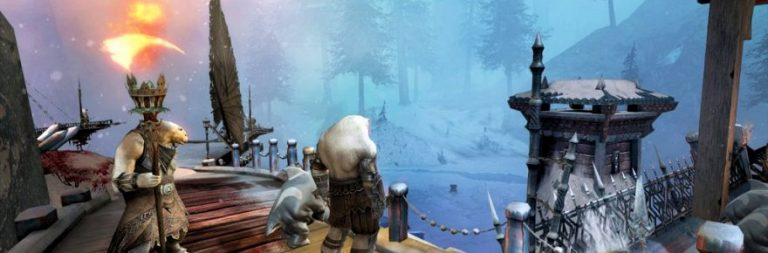 Guild Wars 2 pushes out underwater balance patch while players cross over 119,431 years /played