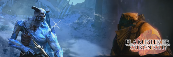 First impressions of Guild Wars 2's A Crack in the Ice