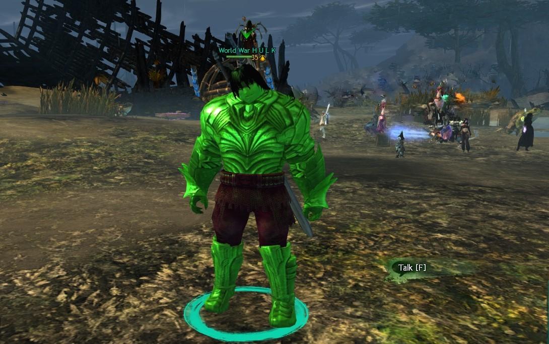 Flameseeker Chronicles: Amazing Guild Wars 2 in-game Halloween ...