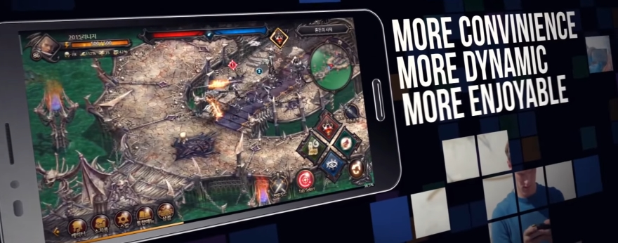 E3 2017: Hands-on with mobile MMOs Lineage 2 Revolution and