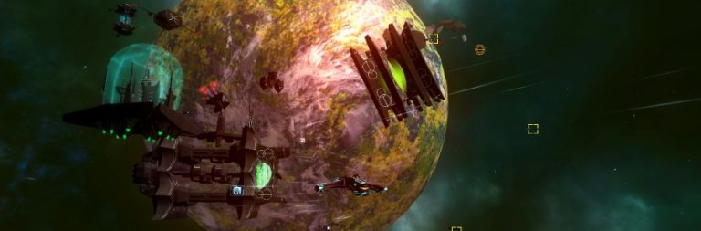 Cross-platform space MMO Nebula Online has launched today