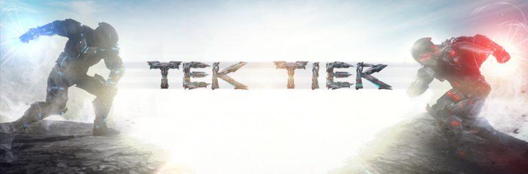 Get an explosive look at ARK's new Tek Tier