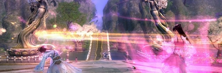 Age of Wushu adds a new free-for-all battle royale mode to its China version