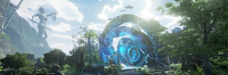 Ashes of Creation promises a sandbox MMO full of organic events