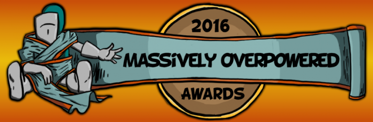 Massively OP's Best of 2016 Awards: Best Popcorn MMO of 2016