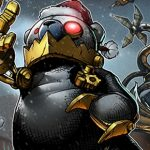The Champions Online Winter Event stomps into town