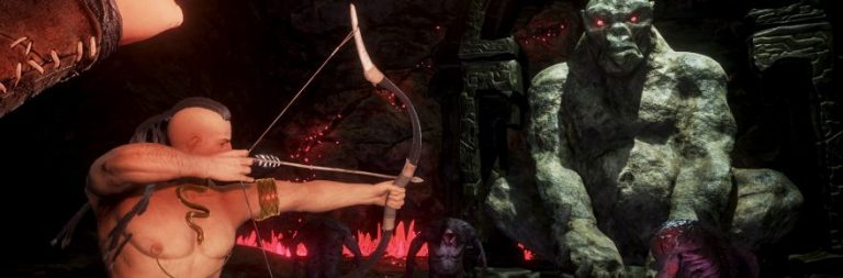 Conan Exiles discusses character creation and your list of crimes