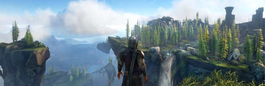 Dark and light lays out its world map for your inspection the new and hopefully improved dark and light is pushing some of its features harder than others in particular the size of its game world sciox Choice Image