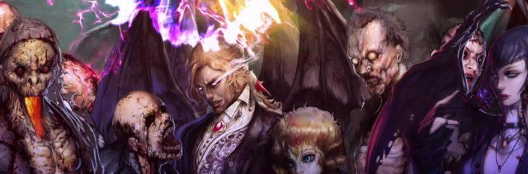Classic vampire MMO Dark Eden arrives on Steam