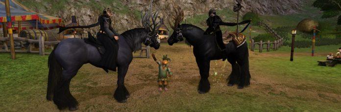 Same horse?