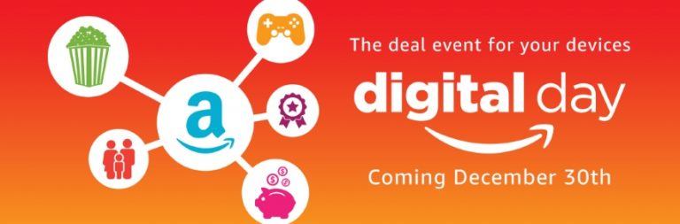 Here are all of the online gaming deals from Amazon's Digital Day sale
